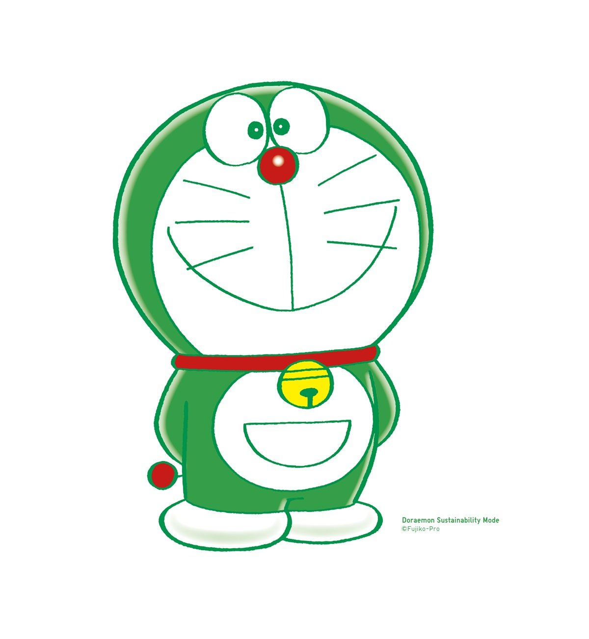 Doraemon Sustainability Mode_EN