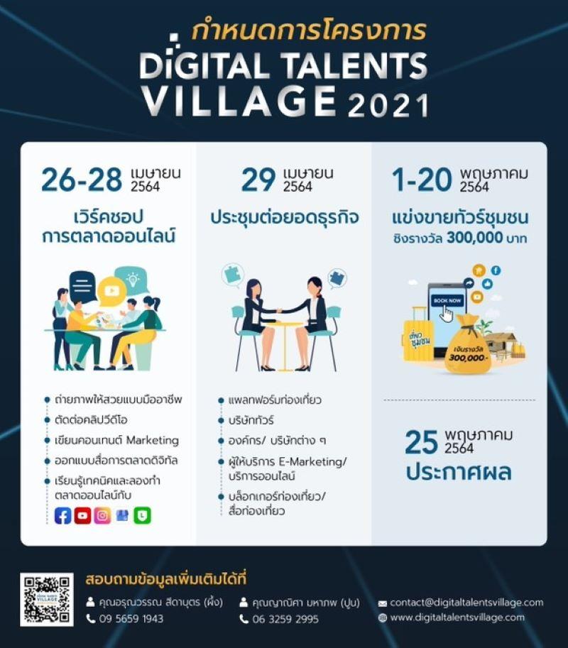 digital talent village21