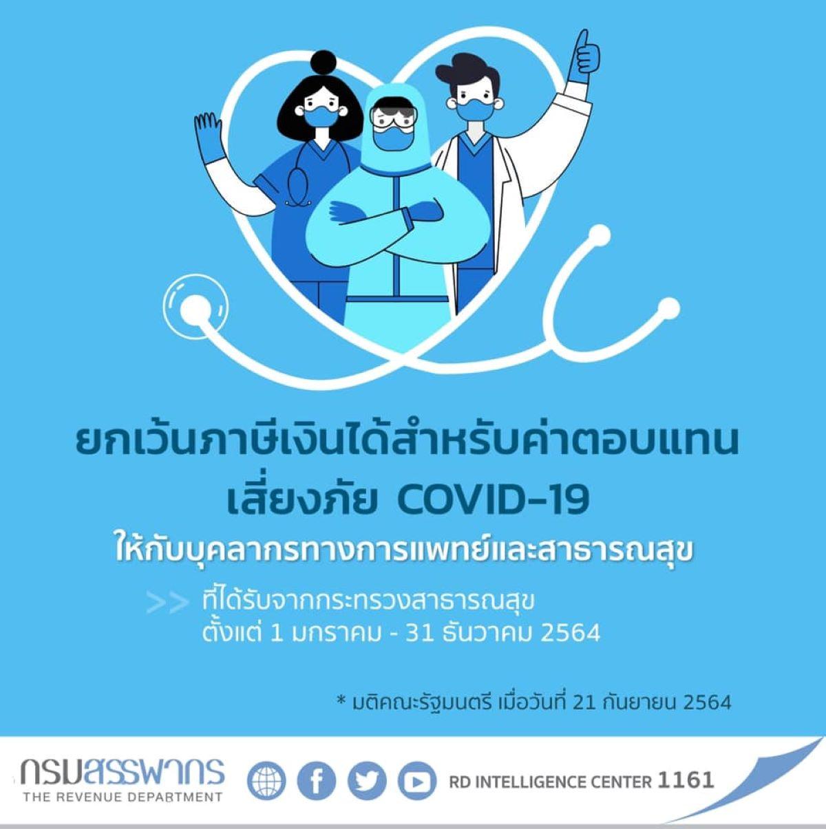 non tax covid 4 doctor